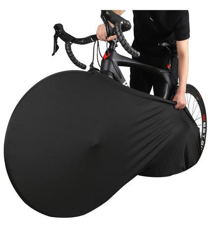 Imagem de Capa Protetora Cobrir Rodas Bicicleta Bike Estampadas Indoor