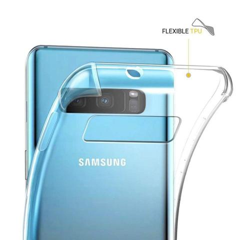 Imagem de Capa Protetora de Silicone para Samsung Galaxy S10e 5.8