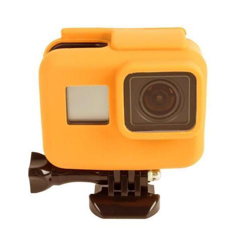 ba843f8d3645e Imagem de Capa Protetora Em Silicone Para Câmeras GoPro Hero 5