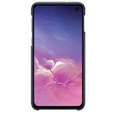 Imagem de Capa Protetora Led Back Preta Original Samsung Galaxy S10e