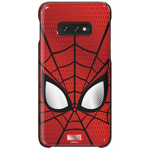 Imagem de Capa Protetora Samsung Galaxy S10e Marvel Series Smart Coves - Homem Aranha