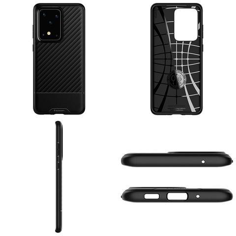 Imagem de Capa Protetora Spigen Core Armor para Samsung Galaxy S20 Ultra 6.9 - Matte Black
