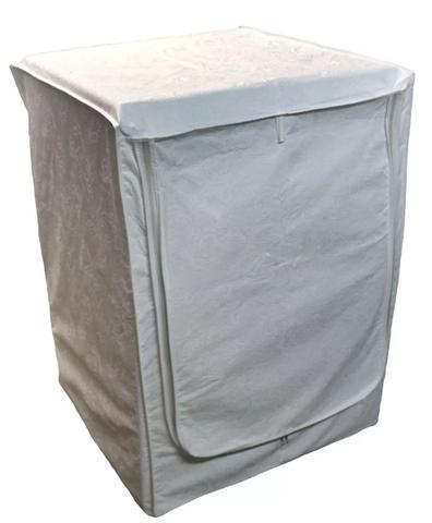 Imagem de Capa Reforçada para Lavadora de Roupas Brastemp Consul Electrolux de 12kg 13kg 15kg 16kg