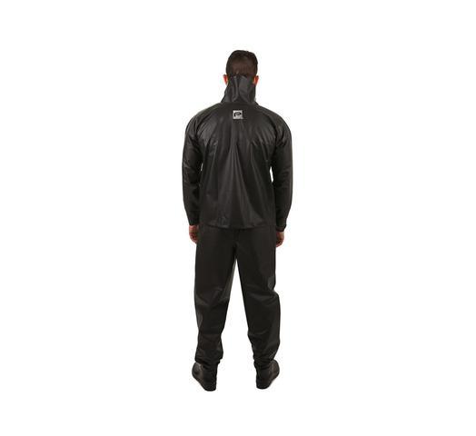 Imagem de Capa roupa de chuva motoqueiro motoqueira unissex pvc way pioneira tam m 0079