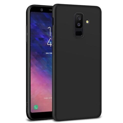 Imagem de Capa Samsung A6 Plus 2018 TPU Grafite