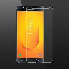 Capa Samsung Galaxy J7 Duo 2018 + PelÃcula De Vidro Temperado - Capa Hybrid  Armor Preta - M4