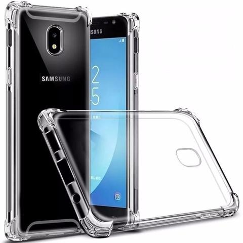Imagem de Capa Samsung Galaxy J7 Pro 2017 Anti Impacto Transparente