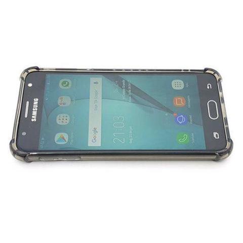 Imagem de Capa Samsung Galaxy J7 Pro Anti Impacto Grafite