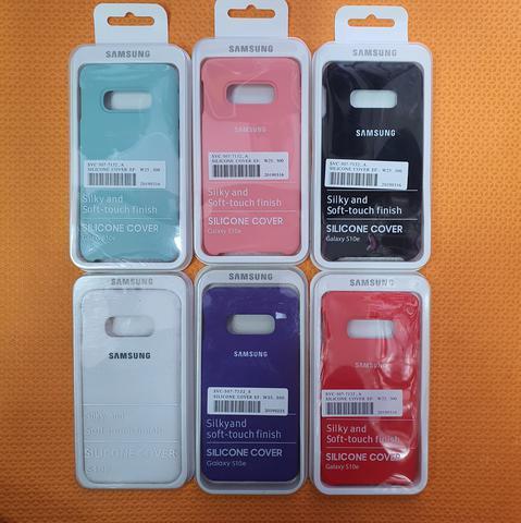 Imagem de Capa Samsung Galaxy S10e Silicone Cover