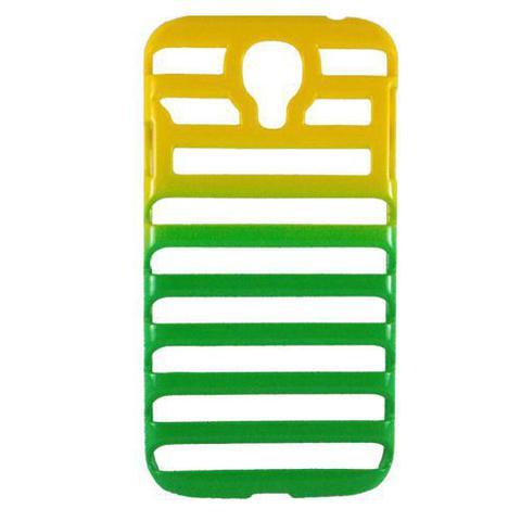 Imagem de Capa Samsung Galaxy S4 Gradiente Verde E Amarelo - Idea