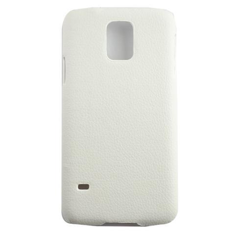 Imagem de Capa Samsung Galaxy S5 Mini Pc Couro Branco - Idea