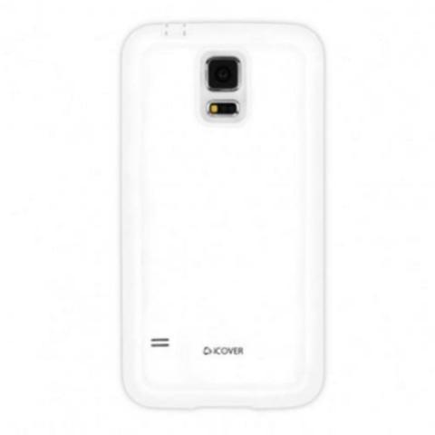 Imagem de Capa Samsung Galaxy S5 Mycover Colors Branco - ICOVER