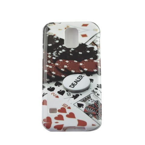 Imagem de Capa Samsung Galaxy S5 Tpu Poker - Idea