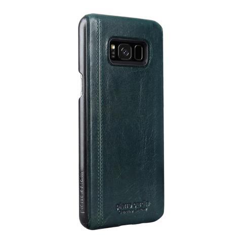 Imagem de Capa Samsung Galaxy S8 Pierre Cardin Couro Genuíno com Pelicula Special 3D Tela Toda