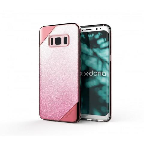 Imagem de Capa Samsung Galaxy S8 Plus S8+ X-Doria Lux Glitter Fashion Night
