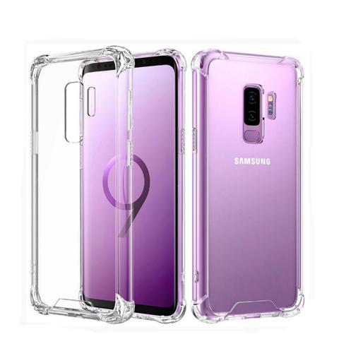 Imagem de Capa Samsung Galaxy S9+ Anti Impacto Transparente