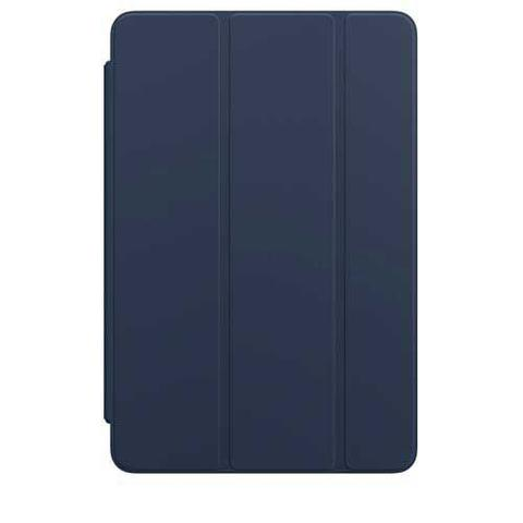 Imagem de Capa Smart Cover para iPad Mini 5 Geração de Poliuretano Marinho Escuro - Apple - MGYU3ZM/A