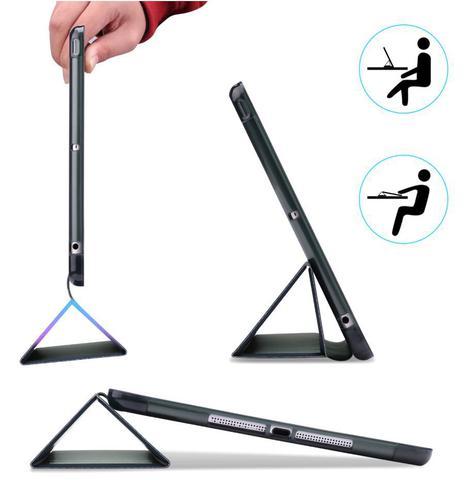 Imagem de Capa Smartcase para New Ipad 10.2 (7ª geração ) - Com Suporte para Pencil - Verde Escuro