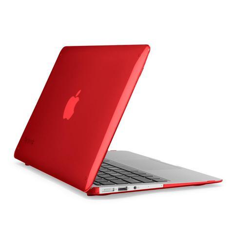 Imagem de Capa SmartShell para MacBook Air 11 Polegadas Speck Vermelho de 2013 Até 2015 Anti Impacto Proteção