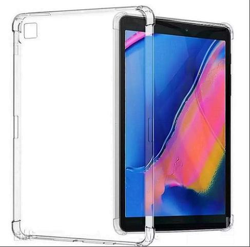 Imagem de Capa Tablet Samsung Galaxy Tab A 8 T290 T295 Traseira de Silicone Anti Impacto