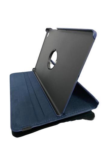 Imagem de Capa Tablet Samsung Galaxy Tab A7 10.4 T500 T505 Giratória Executiva Rotação Azul Marinho