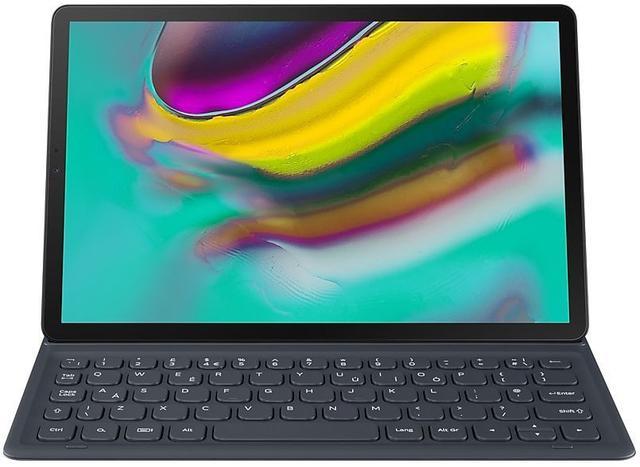 Imagem de Capa Teclado Original p/ Samsung Galaxy Tab S5e 10.5 T720 T725 - Tablet não incluso