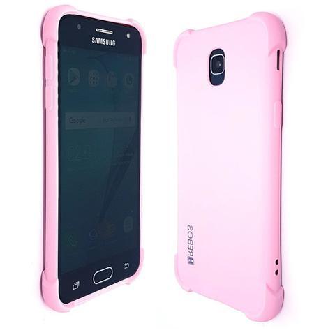 Imagem de Capa TPU Color Anti Impacto Samsung Galaxy J5 Pro Rosa