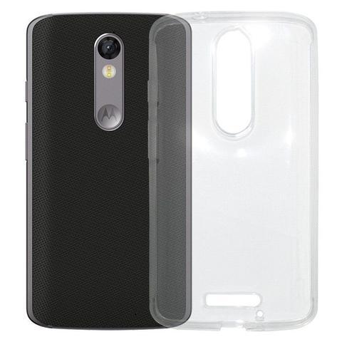 Imagem de Capa TPU Transparente Motorola Moto X Force XT1580