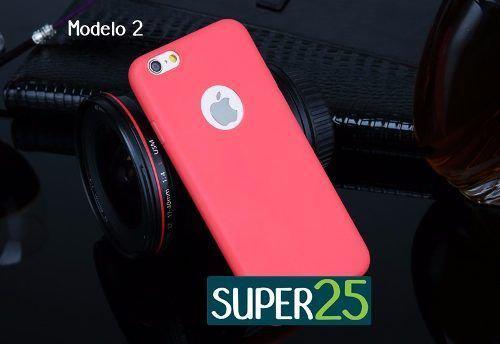 Imagem de Capa Tpu Ultra Fina Celular Iphone 6s