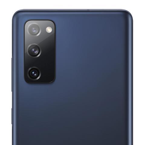 Imagem de Capa Transparente + Película Câmera Galaxy S20 FE SM-G780F