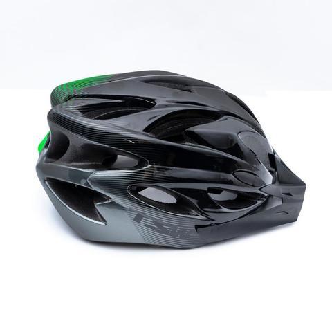 Imagem de Capacete Ciclismo Tsw Raptor Led Traseiro Mtb M Regulagem 54/58 Cm
