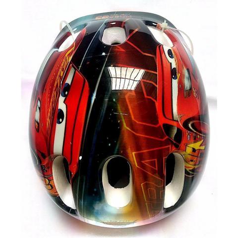 Imagem de Capacete com Ajuste de Tamanho Disney Pixar Carros Dtc 4071
