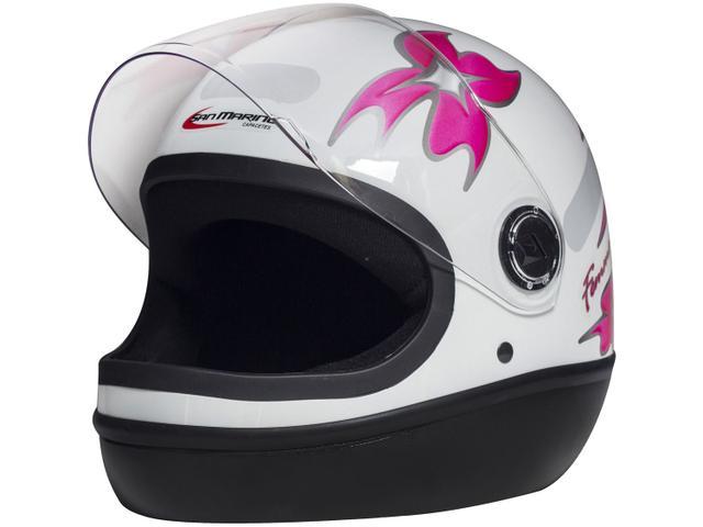 Imagem de Capacete de Moto Fechado Taurus Fórmula 1