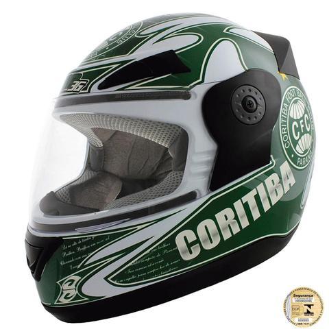 Imagem de Capacete Evolution 3G Coritiba FC Pro Tork
