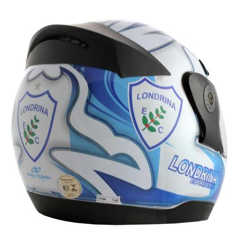 Imagem de Capacete Fechado Liberty Evolution 3g Londrina Pro Tork