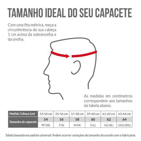 Imagem de Capacete HJC I90 Davan Escamoteável Preto Fosco