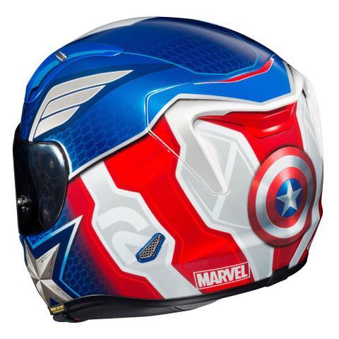 Imagem de Capacete Hjc Rpha 11 Captain America 58