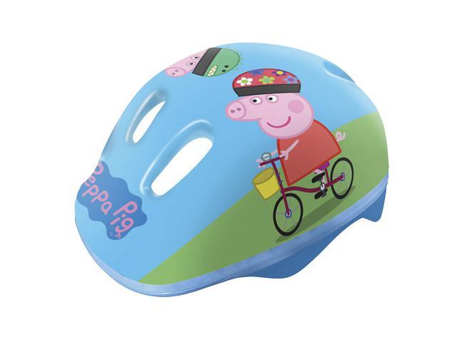Imagem de Capacete Infantil Ajustável Peppa Pig Dtc 4604