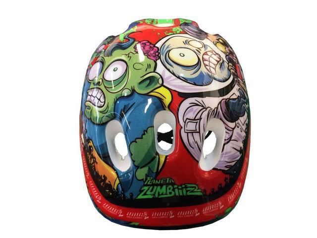 Imagem de Capacete Infantil - Planeta Zumbiizz - Capacete 2 - Dtc