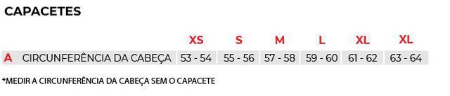 Imagem de Capacete LS2 FF353 Rapid Deadbolt Preto/Cinza/Amar Fosco 60