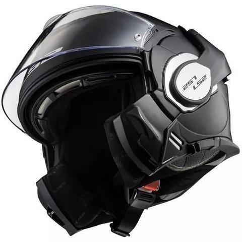 Imagem de Capacete LS2 FF399 SV Valiant Escamoteável Fosco