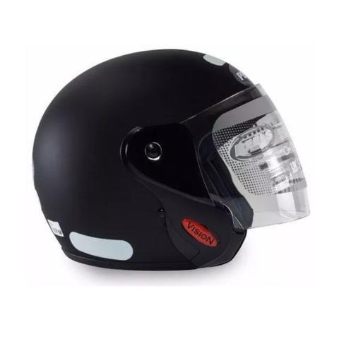 Imagem de Capacete Moto Aberto Peels Vision Masculino Feminino Lançamento