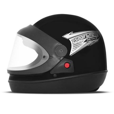 Imagem de Capacete Moto Automático Pro Tork Sport Moto