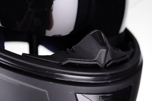 Imagem de Capacete Moto Escamoteável Peels Urban Classic Preto Fosco Com Viseira Solar