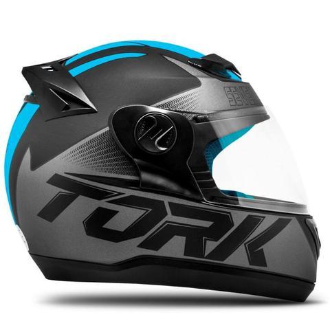 Imagem de Capacete Moto Fechado Pro Tork Evolution G7 Fosco