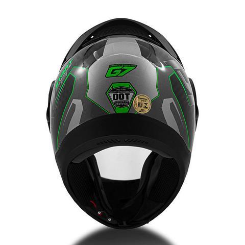 Imagem de Capacete Moto Fechado Pro Tork Evolution G7 Pro Start
