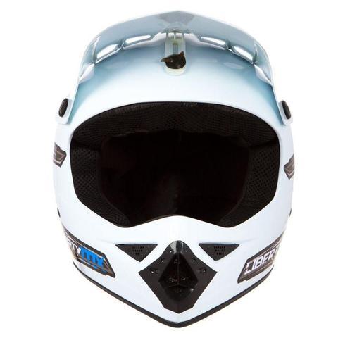 Imagem de Capacete Moto Motocross Pro Tork Liberty Mx Pro + Óculos 788 Preto