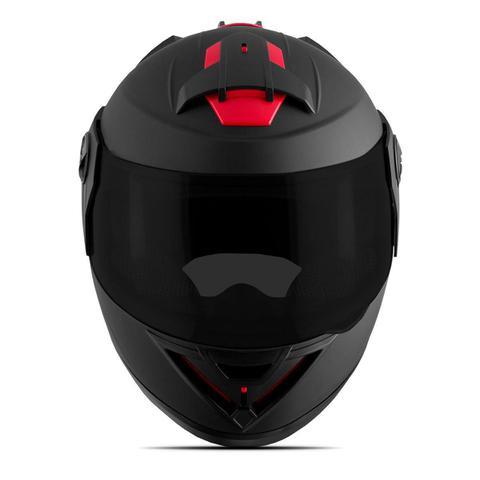 Imagem de Capacete Moto Pro Tork Evolution G8 Evo Solid Viseira Fumê