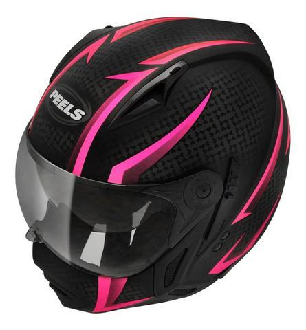Imagem de Capacete Peels Mirage Storm Esportivo Moto Fechado Integral Masculino Feminino Lançamento