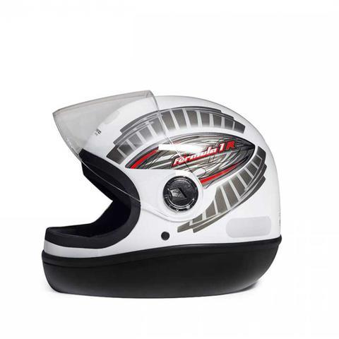 Imagem de Capacete San Marino Formula 1 Grafic Fechado Taurus